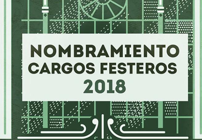 Nombramiento de los cargos festeros de Intercomparsas Paterna 2017